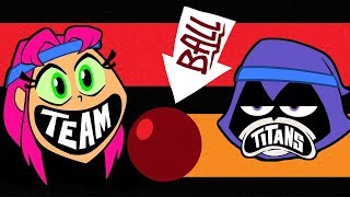 Teen Titans Go! em Português | Time Titãs! | DC Kids