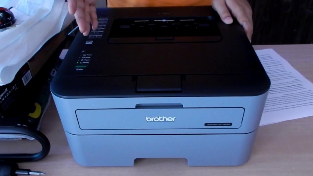 Brother Hl L2300d Laser Printer Review