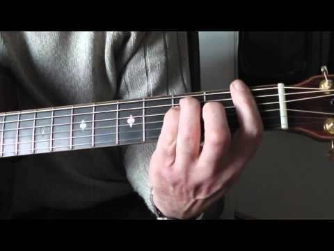 Play 'Ol '55' Eagles version. Guitar chords.