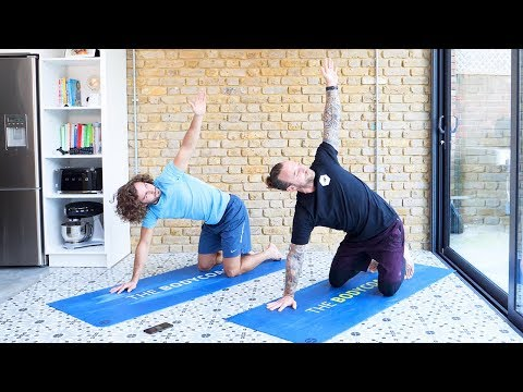 Foundation Mobility Flow with The Strength Temple | The Body Coach