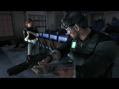 Splinter Cell: Conviction - FINAL MISSION - The White House