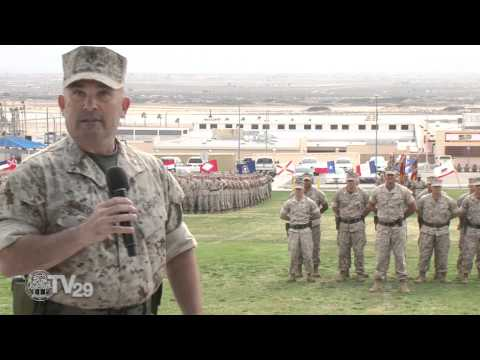 Magnificent 7th receives new commanding officer