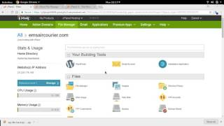 how to manually backup files and database of a wordpress site