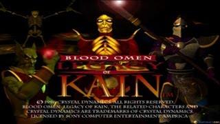 Blood Omen: Legacy of Kain gameplay (PC Game, 1996)