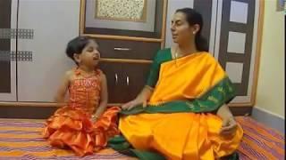 Carnatic Music Class - Varaveena - by Vidushi Smt Shakunthala
