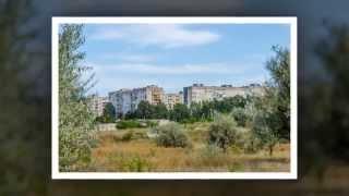 Мой город Лисичанск 2014 года