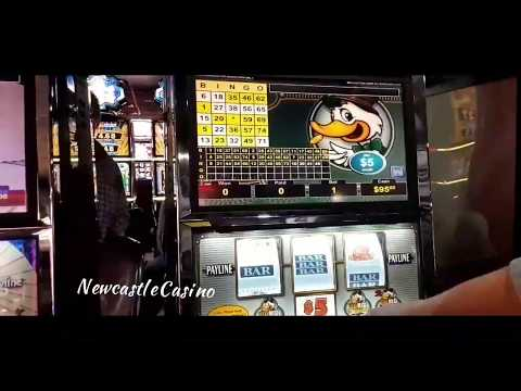 Tested our luck at Newcastle casino 😢 Just a small clip