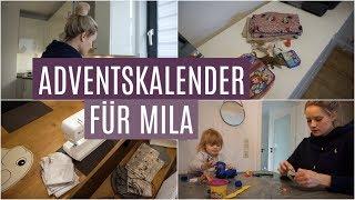 MILAS ADVENTSKALENDER ❘ DIY Lebensmittel für die Spielküche  ❘ 30 Ssw. ❘ MsLavender