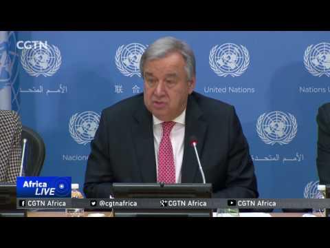 UN warns world facing unprecedented hunger Mp3