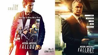 Mission Impossible Fallout, 10, No Hard Feelings, Soundtrack, Lorne Balfe