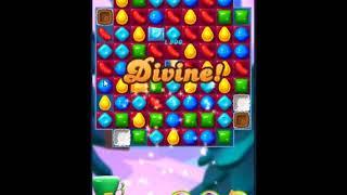 Candy Crush Friends Saga Level 231 - NO BOOSTERS 👩👧👦 | SKILLGAMING ✔️
