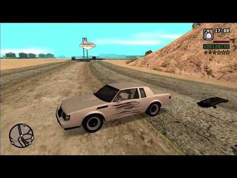 GTA  San Andreas police chase 2