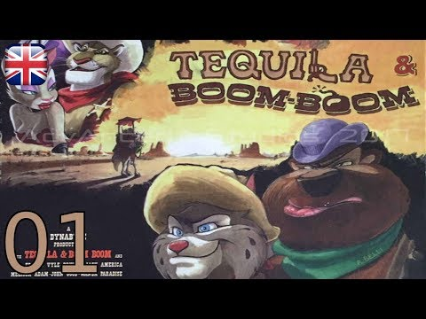 Tequila & Boom Boom - [01/05] - English Walkthrough