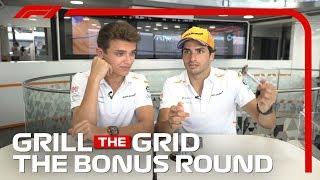 BONUS ROUND | Grill The Grid 2019