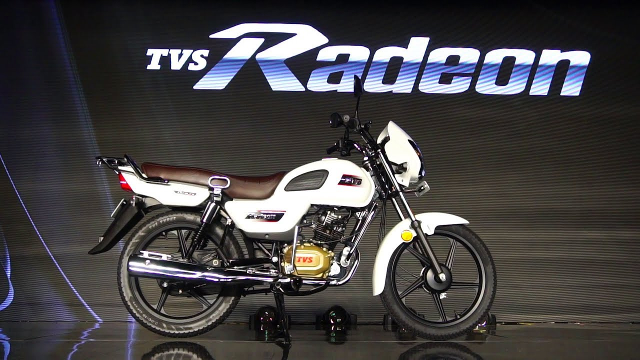 Tvs Radeon Launch Walkaround Review Most Detailed Bikes At Dinos Youtube