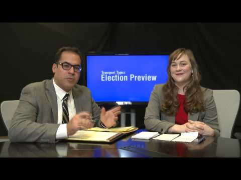 Transport Topics' Election Preview