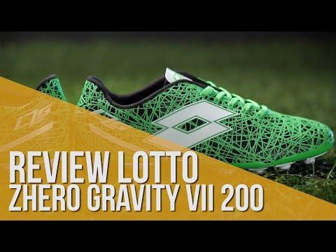 Review Lotto Zhero Gravity VII 200