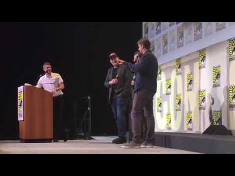 Spider-Man Homecoming MARVEL Comic Con Panel #SDCC