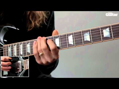 Guitar Lesson: Learn how to play Wolfmother - Victorious