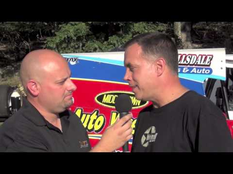 Inside Northeast Racing #21   Northeast Dirt Modifieds Airborne Speedway Tommy Meier Interview