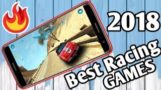 Top 5 Best Racing Games For Android 2018   Best Android Racing Games 2018