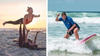 2 WOCHEN ALLEINE ins Ausland - Was alles PASSIERTE ! | Alleine reisen