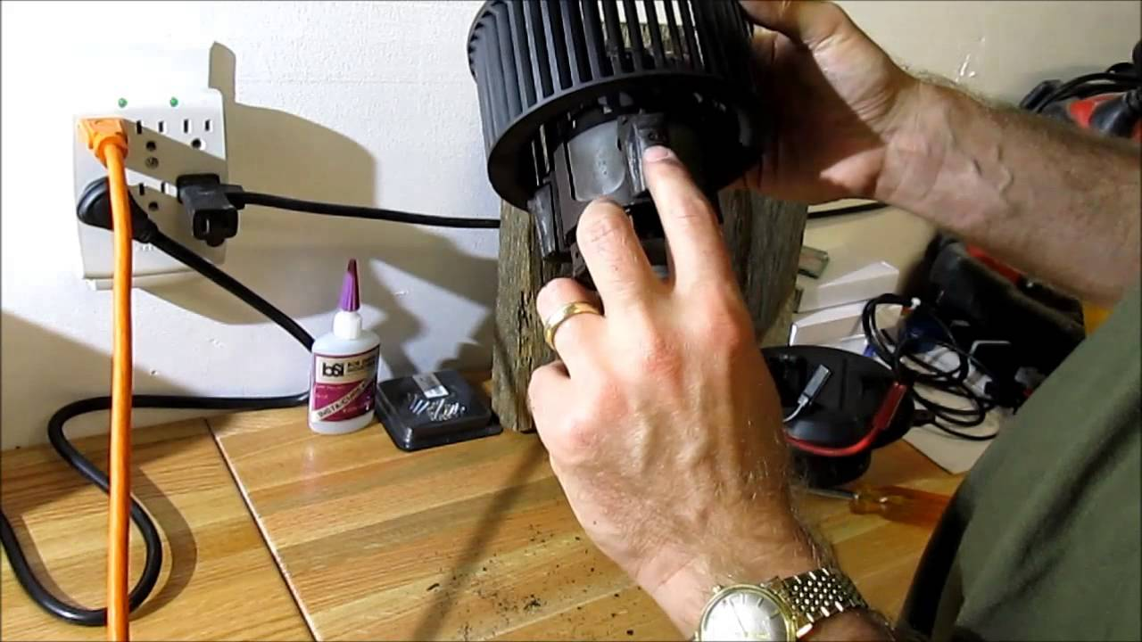 Range Rover P38  Blower Motor Repair  YouTube