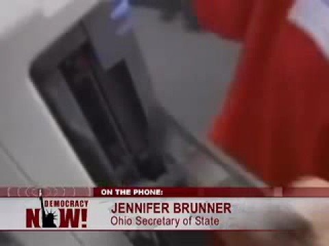 Ohio Secretary of State on Voter Fraud-1/2