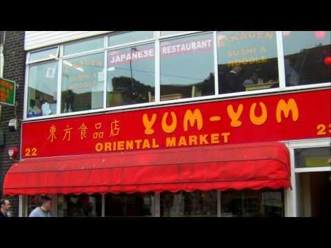 E Kagen Sushi & Noodle Bar Brighton BN1 4EN