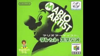 Mario Artist: Talent Studio - BGM#7 ~ Ways of the Shamisen -