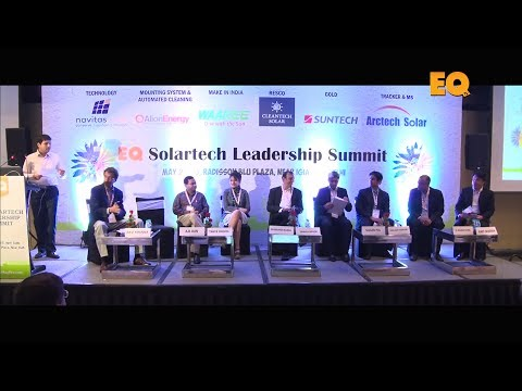 Inaugural Session of EQ Solartech Leadership Summit, New Delhi - Part 2