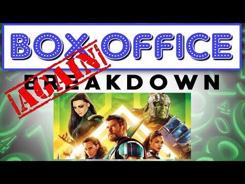 Thor's Mighty Lightening Strikes Again! - Box Office Breakdown for November 12th, 2017