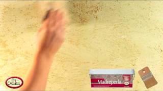 Aplicación de Madreperla - Vídeo © 2010 Arte Osaka, S.A.