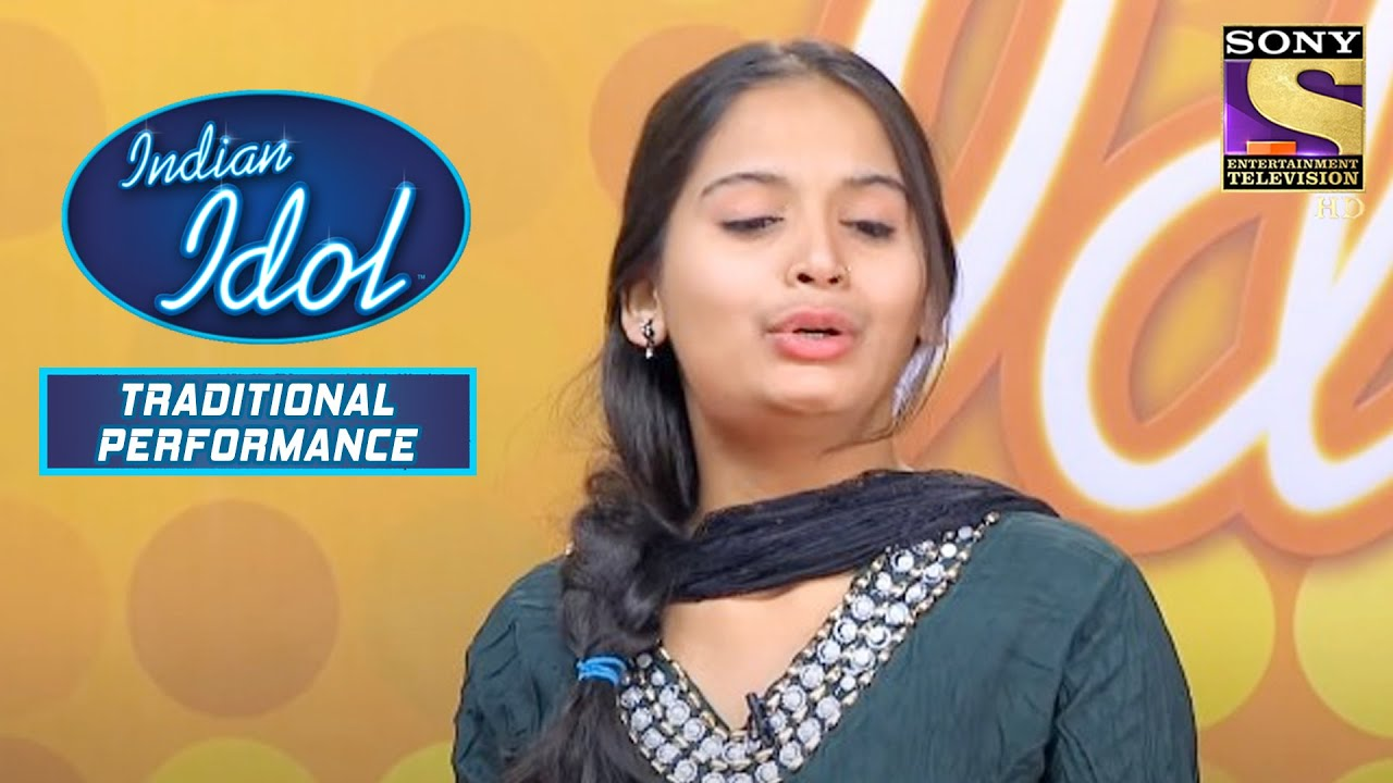 Download क्या Contestant  कर पाएंगे Judges को खुश | Indian Idol | Traditional Performance