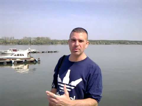 Exploring Zemun, Serbia