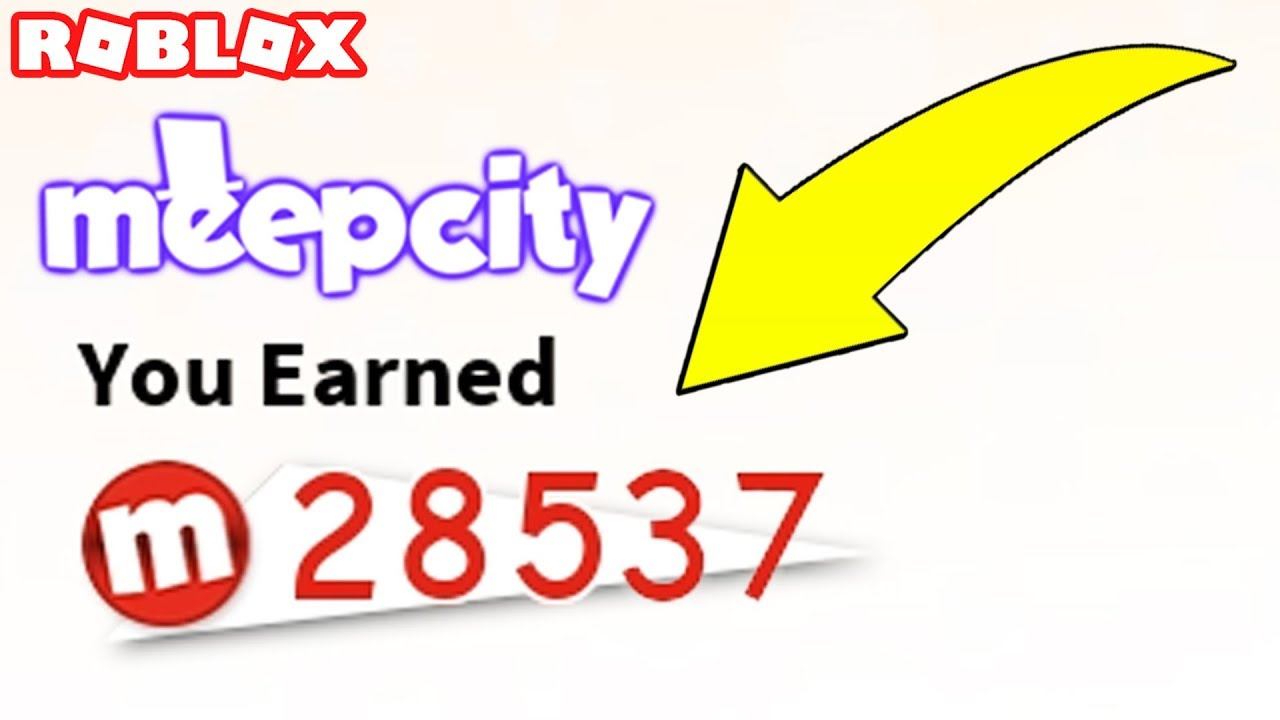 How To Sell Things On Meep City Roblox Fast Easy Way To Make Money In Roblox Meep City Youtube