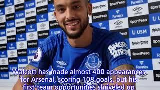 Transfer news Theo Walcott leaves Arsenal for Everton