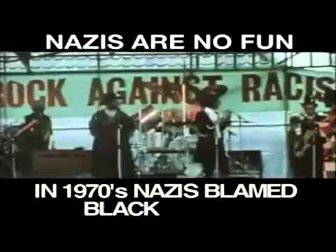 Steel Pulse Live at Rock Against Racism   Nazis Are No Fun H