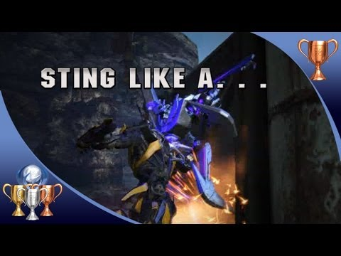 Transformers: Rise of the Dark Spark - Sting Like A ...  (Melee a Sniper as Bumblebee)