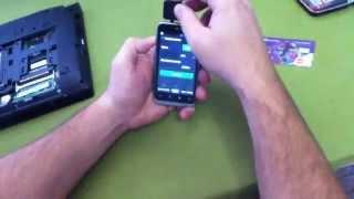 Съем денег с карты юниора дочери от ПриватБанка с помощью смартфона.(, 2014-10-09T12:44:09.000Z)