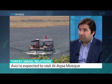 Turkey-Israel Relations: Turkish Tourism Minister Visits Tel Aviv