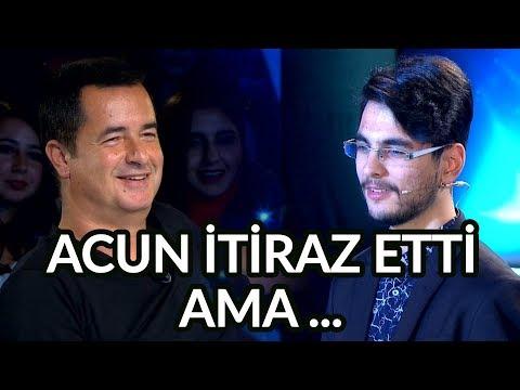 Şahin Akkaya Mentalizm Gösterisi | Yetenek Sizsiniz Türkiye