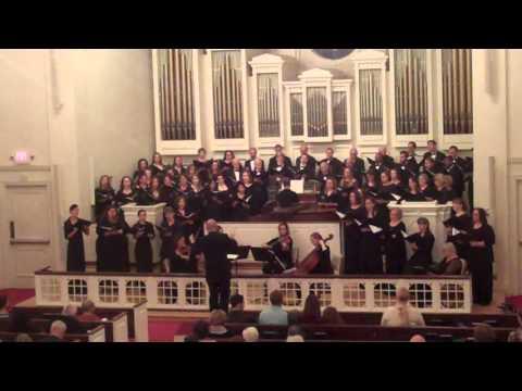 Sanctus (Gabriel Faure); Alexandria Choral Society
