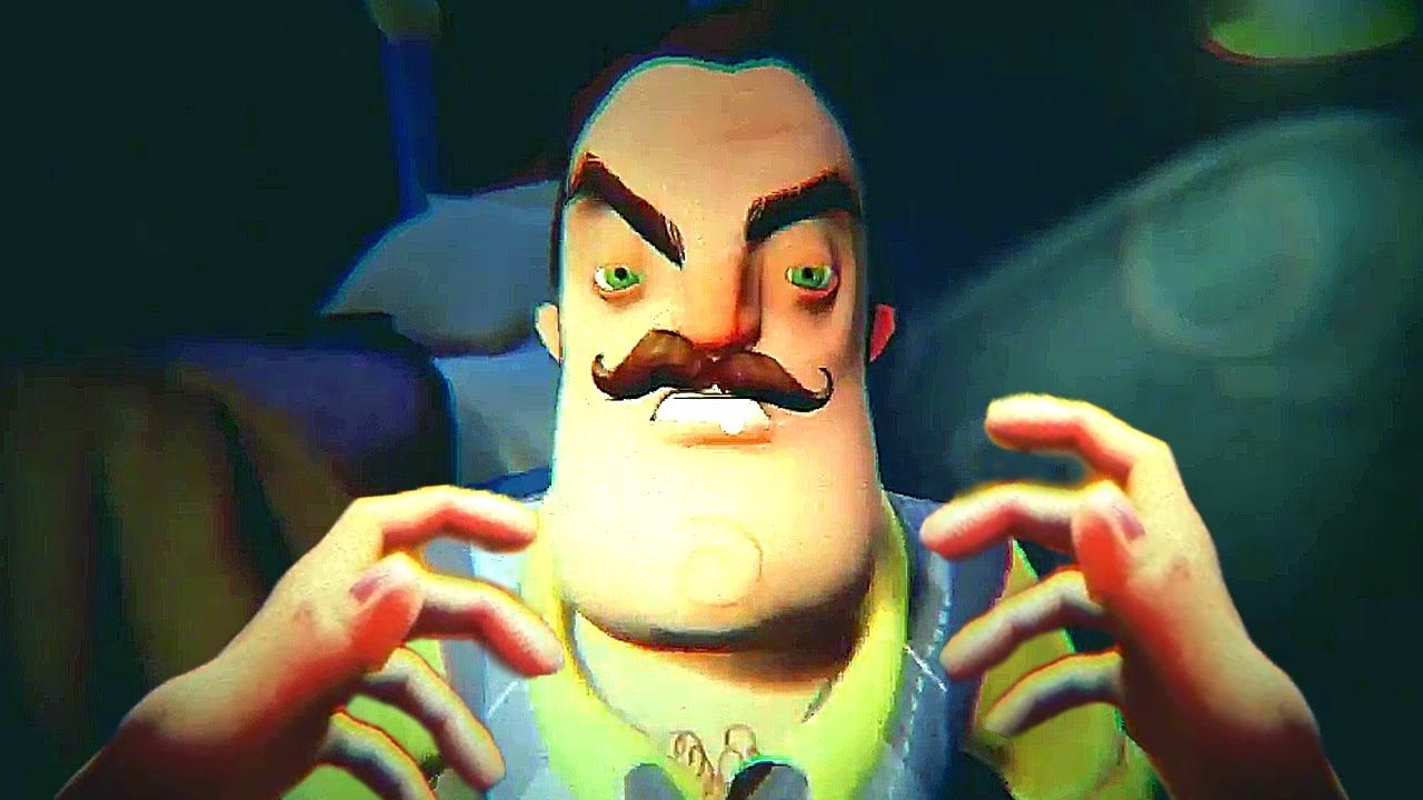 Hello Neighbor Gameplay Demo Walkthrough Horror Game