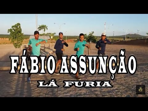FÁBIO ASSUNÇÃO - La Fúria | Oz Atrevidos (Coreografia ) thumbnail