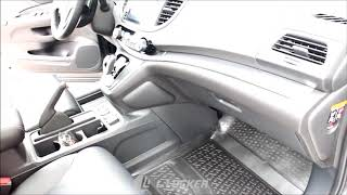 Коврики в салон для Honda CR-V 2012-2017
