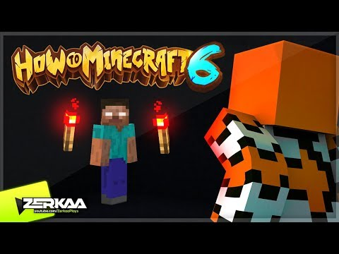 I Found A HUGE Secret In How To Minecraft! (How To Minecraft S6 #7)