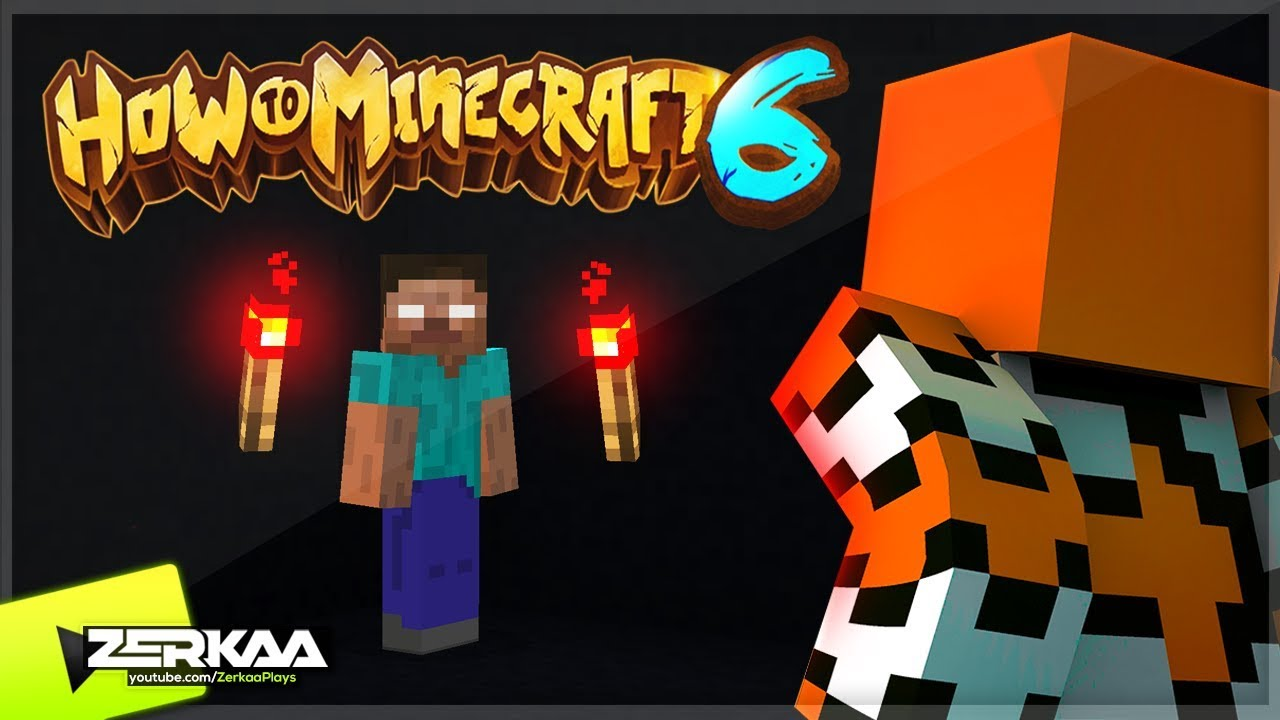 I Found A HUGE Secret In How To Minecraft! (How To Minecraft S6 #7) thumbnail