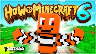 🔴 PLAYING ALONE ON THE SERVER! - HOW TO MINECRAFT 6 LIVE