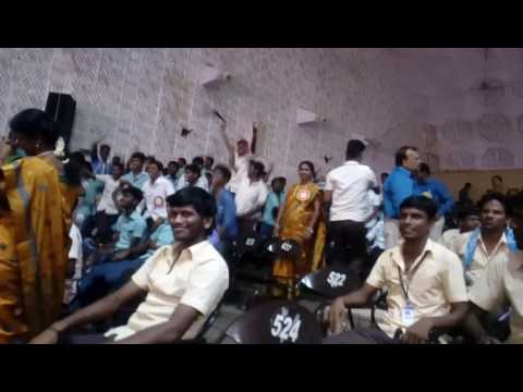 Aluma doluma in madurai GMS MAVMM college annual day 2016